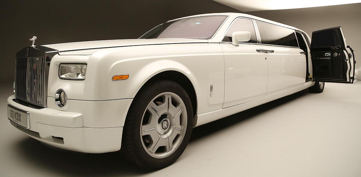 Gallery Phantom Limousine Hire