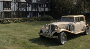 Classic Wedding Car Hire Birmingham
